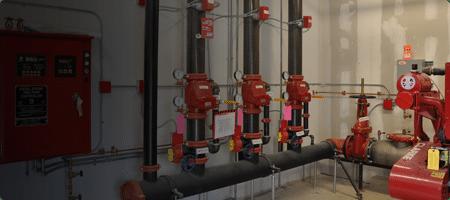 Fire Protection Sprinkler System